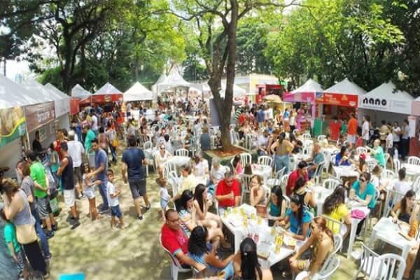 CERET recebe 2º Festival do Morango em comemoração ao aniversário do Tatuapé