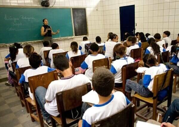 Educação pública de qualidade, eu acredito!