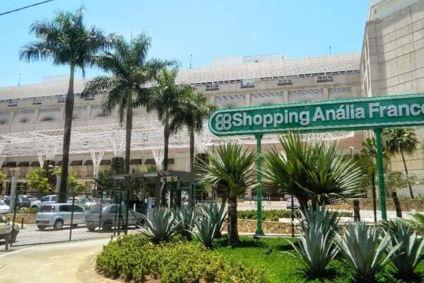 Shopping Anália Franco comemora 20 anos - SPJ