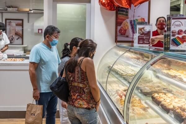 Novidade na ZL! Shopping Anália Franco ganha unidade Carlo´s Bakery - SPJ