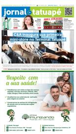 SP Jornal - Edição Eletrônica Jornal do Tatuapé